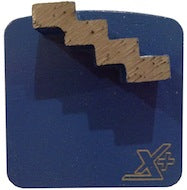 WORX+ Single Zig Zag Diamond - M Bond- 30 Grit, Surface Plus US