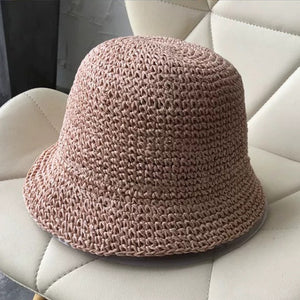 Foldable Beach Easy Bucket Hat - Maui Kitten Beachwear