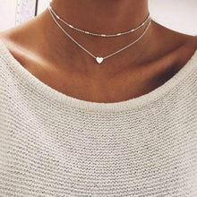 Load image into Gallery viewer, Choker Necklace with pendant - Maui Kitten Beachwear