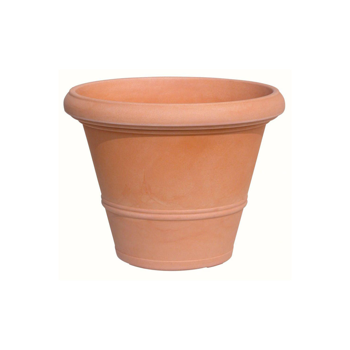 Faux Terracotta Planter