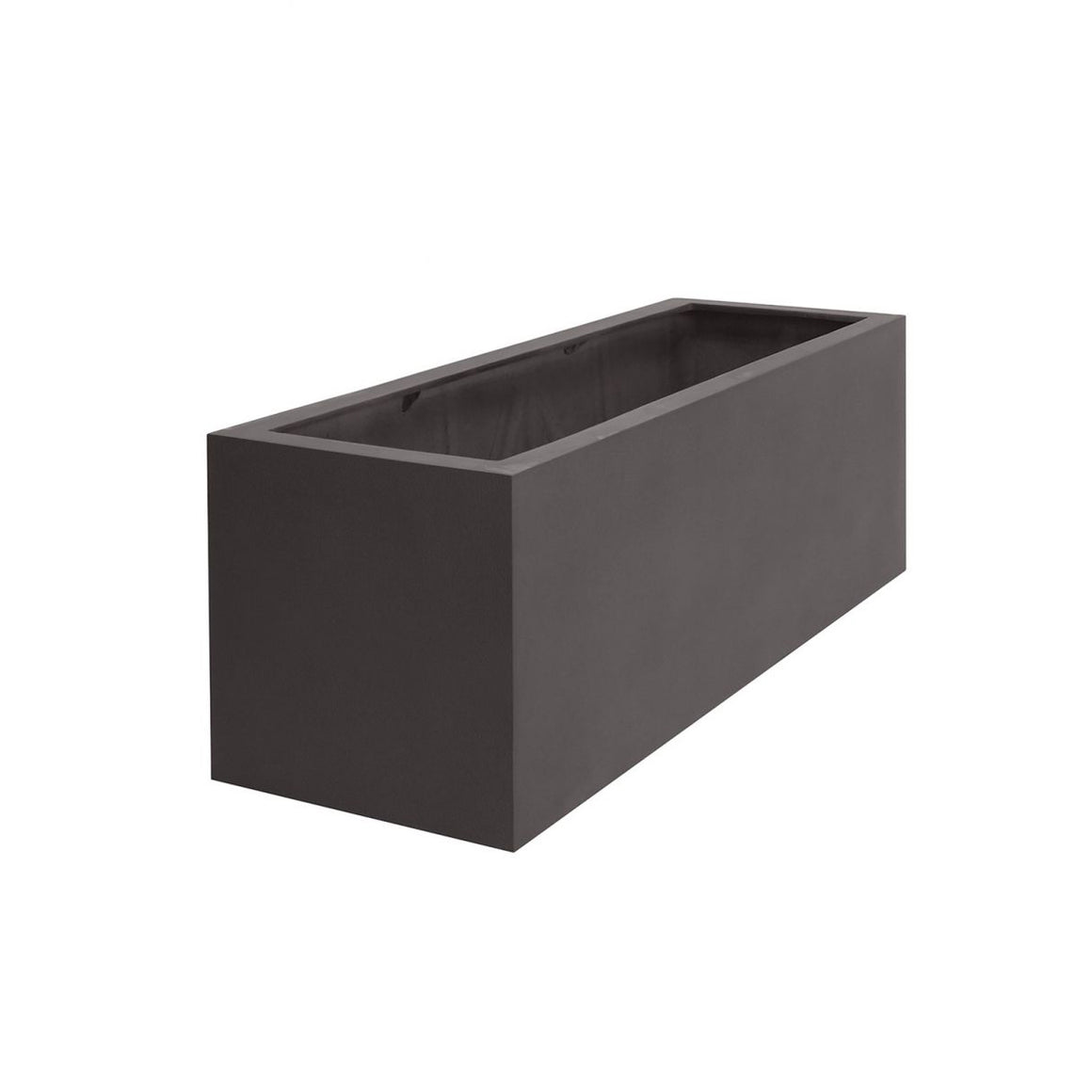 Tall MDF Trough Planter