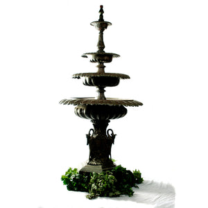 Fountain - Bronze