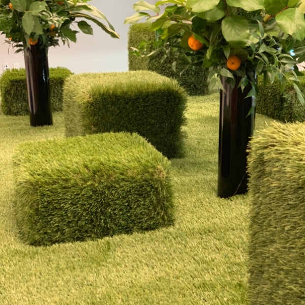 Artificial Grass Turf Display Table