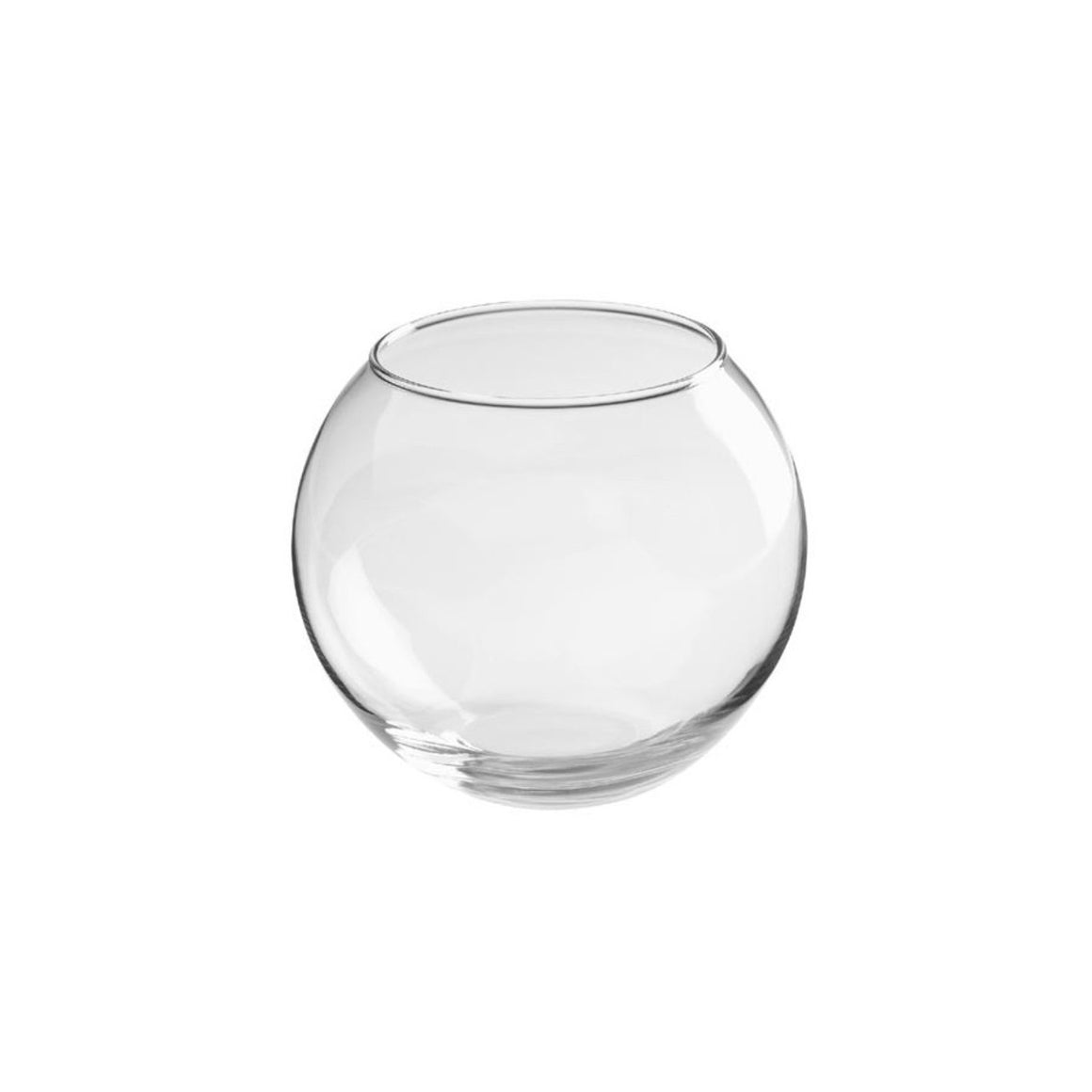 Glass Vase - Fishbowl