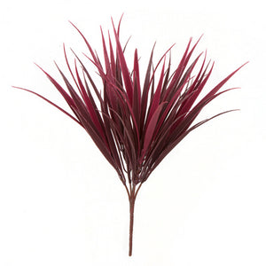 Grass Head - Burgundy