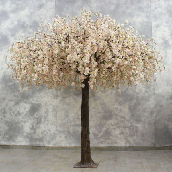 Canopy Tree - Cherry Blossom, Synthetic Trunk