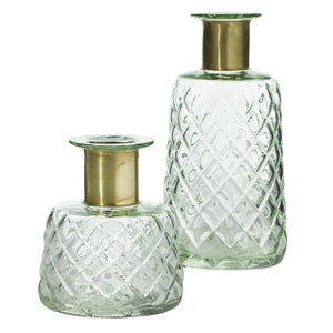 Glass Vase - Venta Bottle