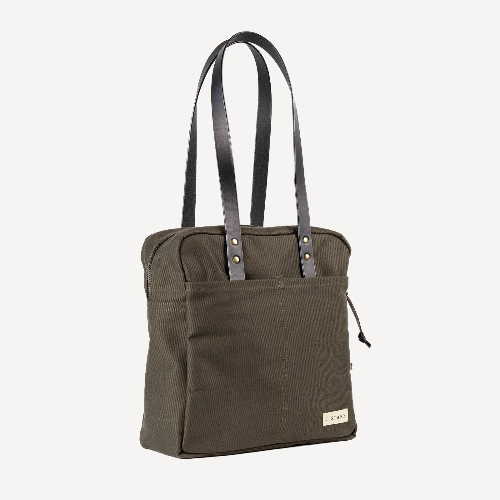 Franklin Zip Tote