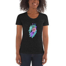 Load image into Gallery viewer, Women's Crew Neck T-shirt