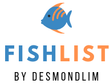 Fishlist by Desmond Lim