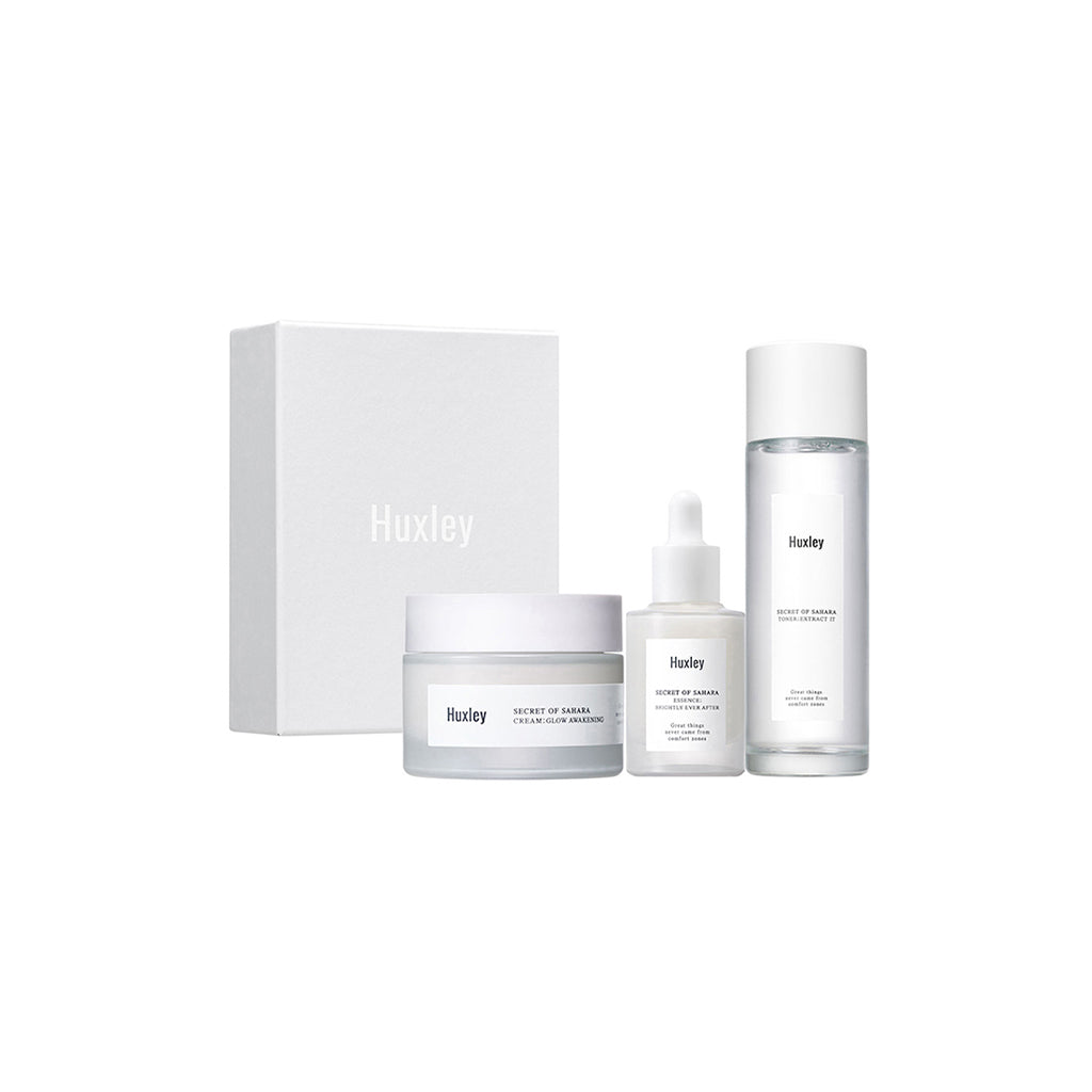 Huxley Brightening Trio