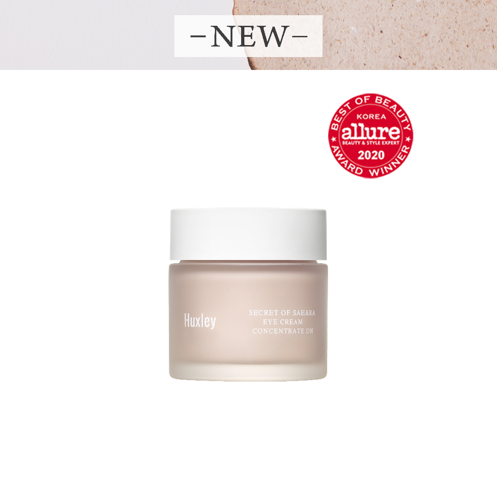[NEW] Eye Cream ; Concentrate On