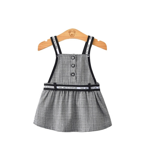 Baby Grils Sleeveless Little Girl Sundress