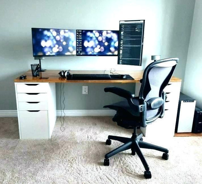 Contemporary Cool Desk Setups