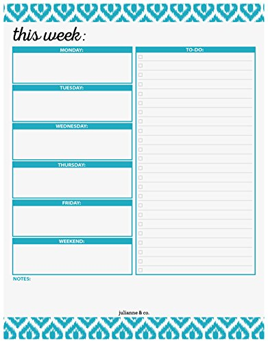 23 Best Weekly Planner Pads