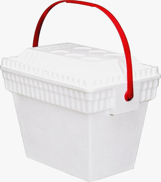 All Styrofoam Ice Chest