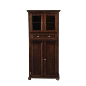 Home Decorators Collection Hampton Harbor 4-Door Tall Cabinet only $149.40