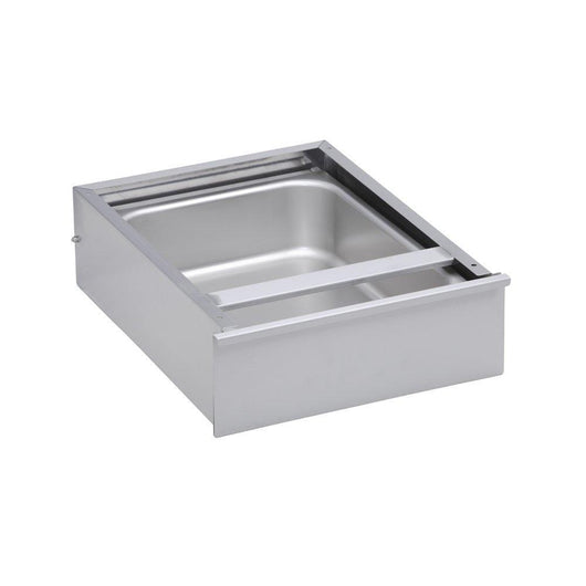 Shop roller bearing single drawer with 15 x 20 plastic liner