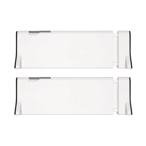New oxo good grips expandable dresser drawer divider 2 pack