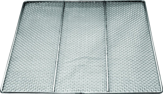 GSW DN-FS23 Stainless Steel Donut Frying Screens with 24 Gauge and 16 Mesh Wire