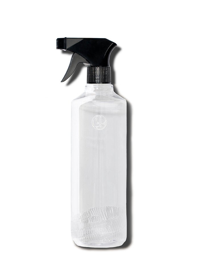 16oz Plastic Bottle, Empty with Trigger Sprayer