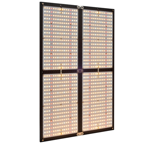 LED Quantum Board 480W Full Spectrum LED Grow Light with Samsung LM281B+ Diodes & Dimmable Driver