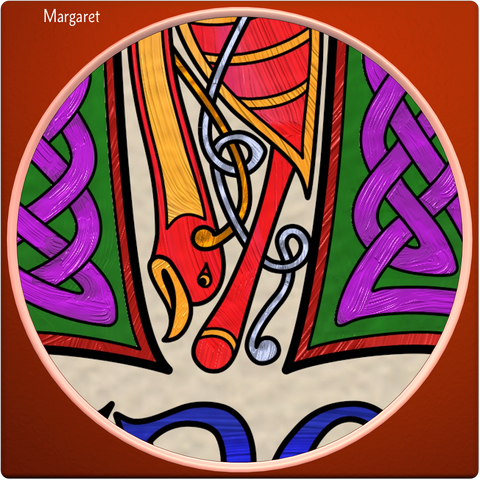 Margaret Named Detail