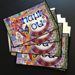Thank You Cards, Pack of 5 (2018)