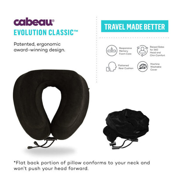 Evolution® Classic Travel Pillow