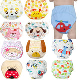 Cute Baby Diapers Reusable