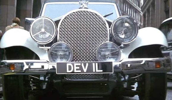 Wheels On The Reels: 20 Awesome Vanity License Plates From Film (Quiz)