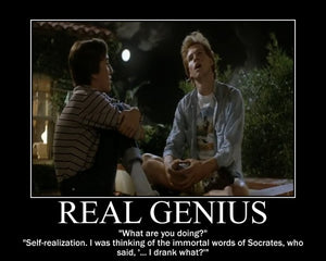 A Multimedia Celebration of Real Genius