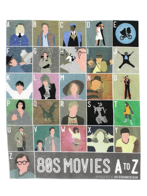 Take the 1980s Film Alphabet Challenge!