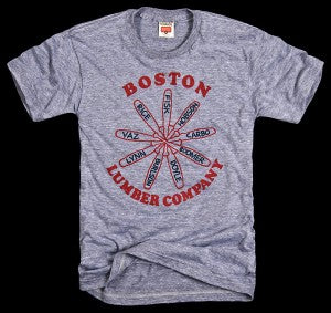 6 Wicked-Pissah Shirts For The Discriminating Boston Sports Fans