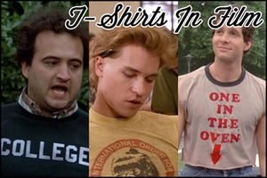 Cotton Candy From The Reel World: Watch A Supercut Of The Best T-Shirts In Film History