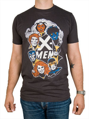 """X"" Marks The Spot: 30 X-Men Tees"