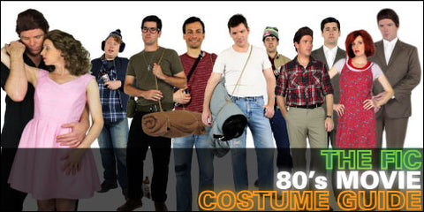 80s Movie Costume Guide