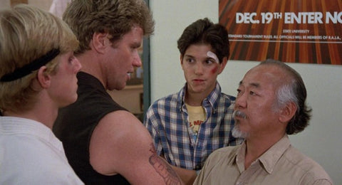 Karate Kid Cobra Kai Bullies