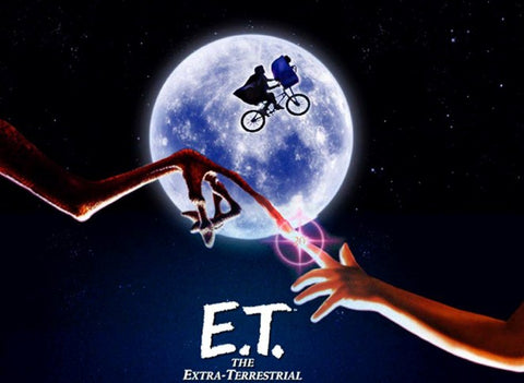 E.T. Highest Grossing 80s Movie