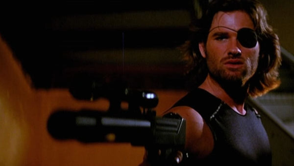 I won't say anything bad about Snake Plissken