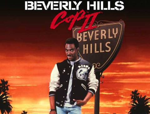 Beverly Hills Cop Top Grossing 80s Movie