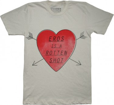 eros is a rotten shot shirt