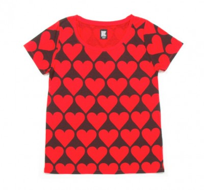 heart overload shirt