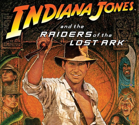 Indiana Jones Raiders Of The Lost Ark Movie