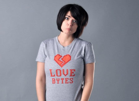 love bytes shirt