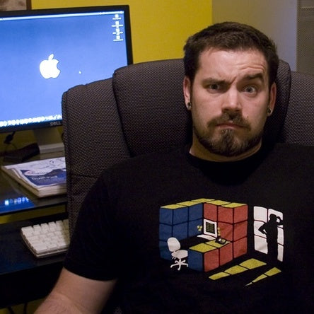 Rubiks Cubical shirt