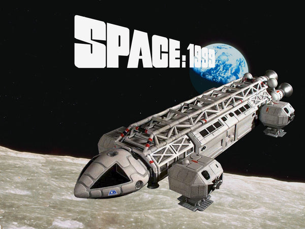 Space 1999 - Not very accurate