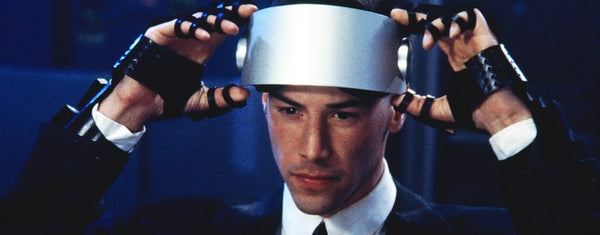 Johnny Mnemonic, not the best hard drive.
