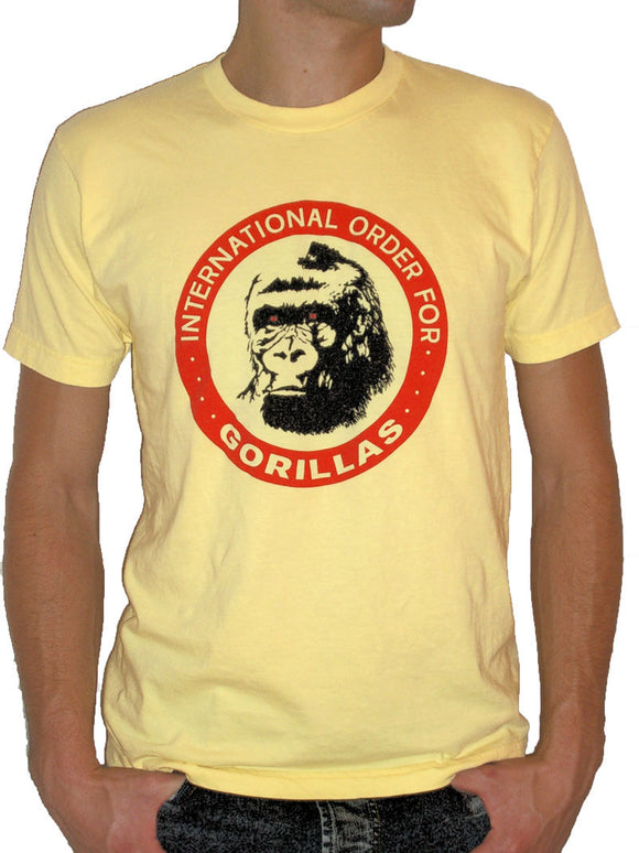 International Order for Gorillas Shirt