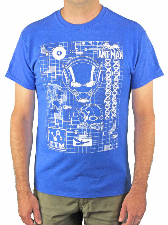 Ant-Man Blueprint T-Shirt